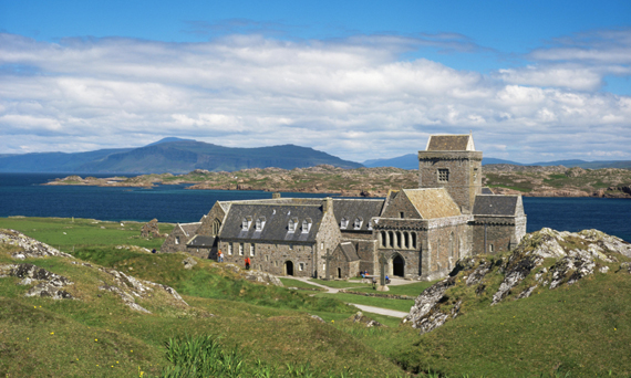 Iona Abbey, Isle of Iona