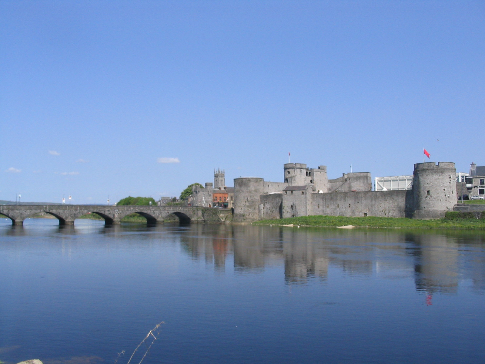 King John's Castle, County Limerck