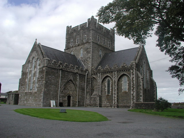 St Brigid's Church of Ireland Cathedral, Kildare, County Kildare