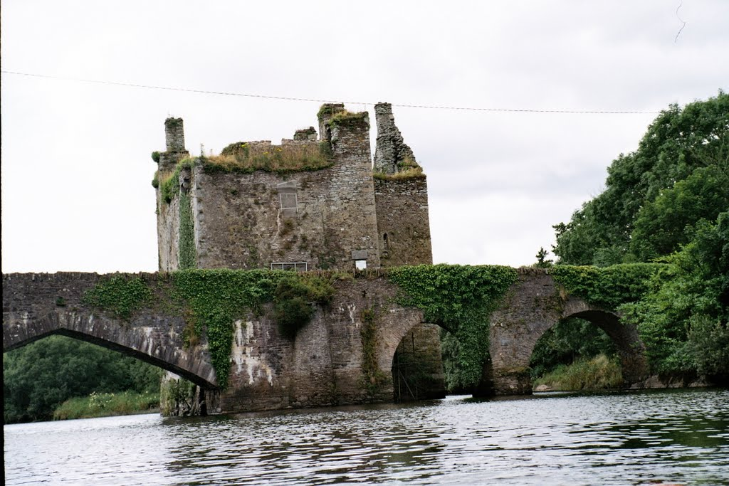 Carrigadrohid Castle, County Cork