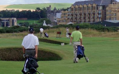 golf tour Scotland