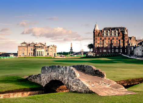 The Open Championship at St Andrews