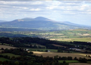 Blackstairs Mountains