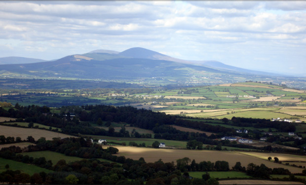 Blackstairs Mountains