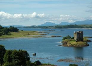 Castle Stalker, Southern Highlands & Islands