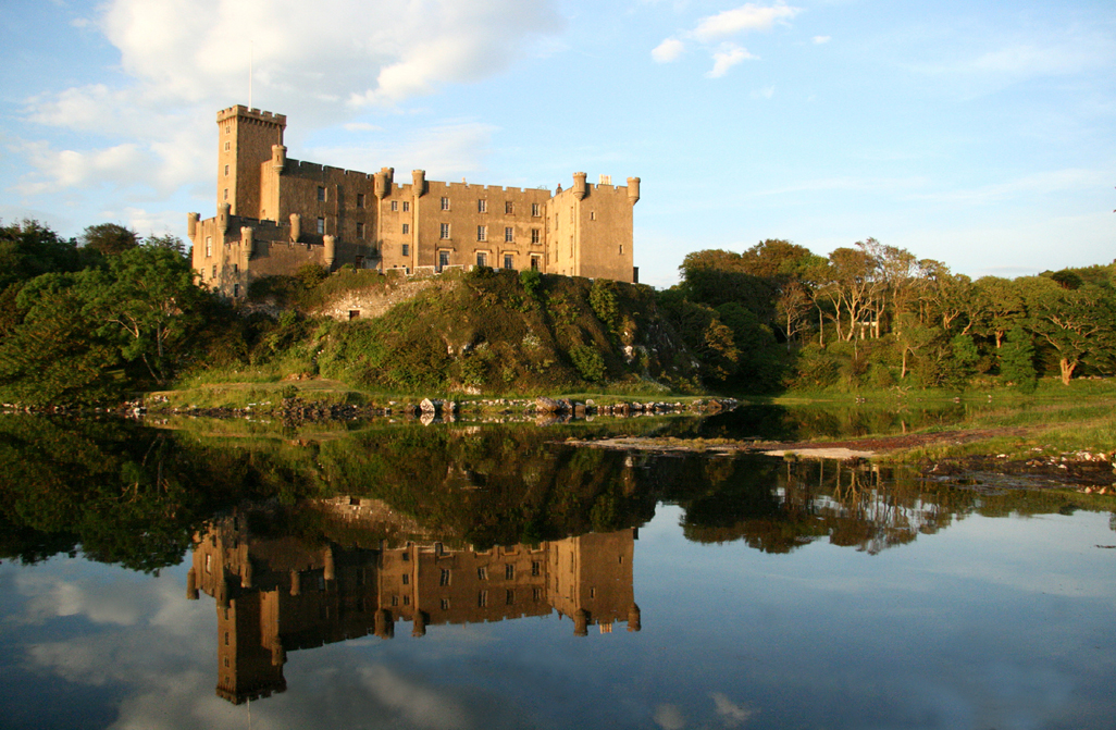 Dunvegan Castle & Gardens, Isle Of Skye