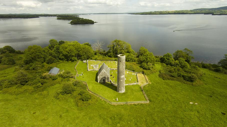 Holy Island, County Clare