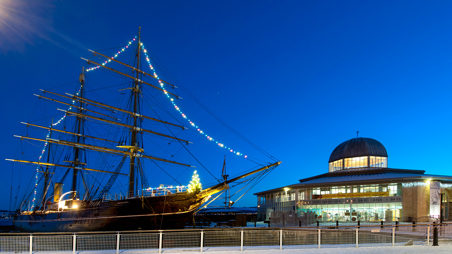 Discovery and Discovery Point, Dundee