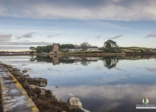 Sketrick Castle, County Down