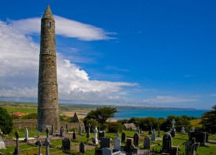Ardmore Round Tower, County Waterford