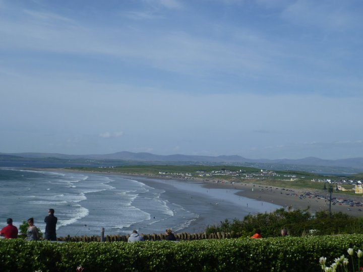 Rossnowlagh, County Donegal