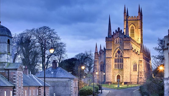 Downpatrick Cathedral, County Down