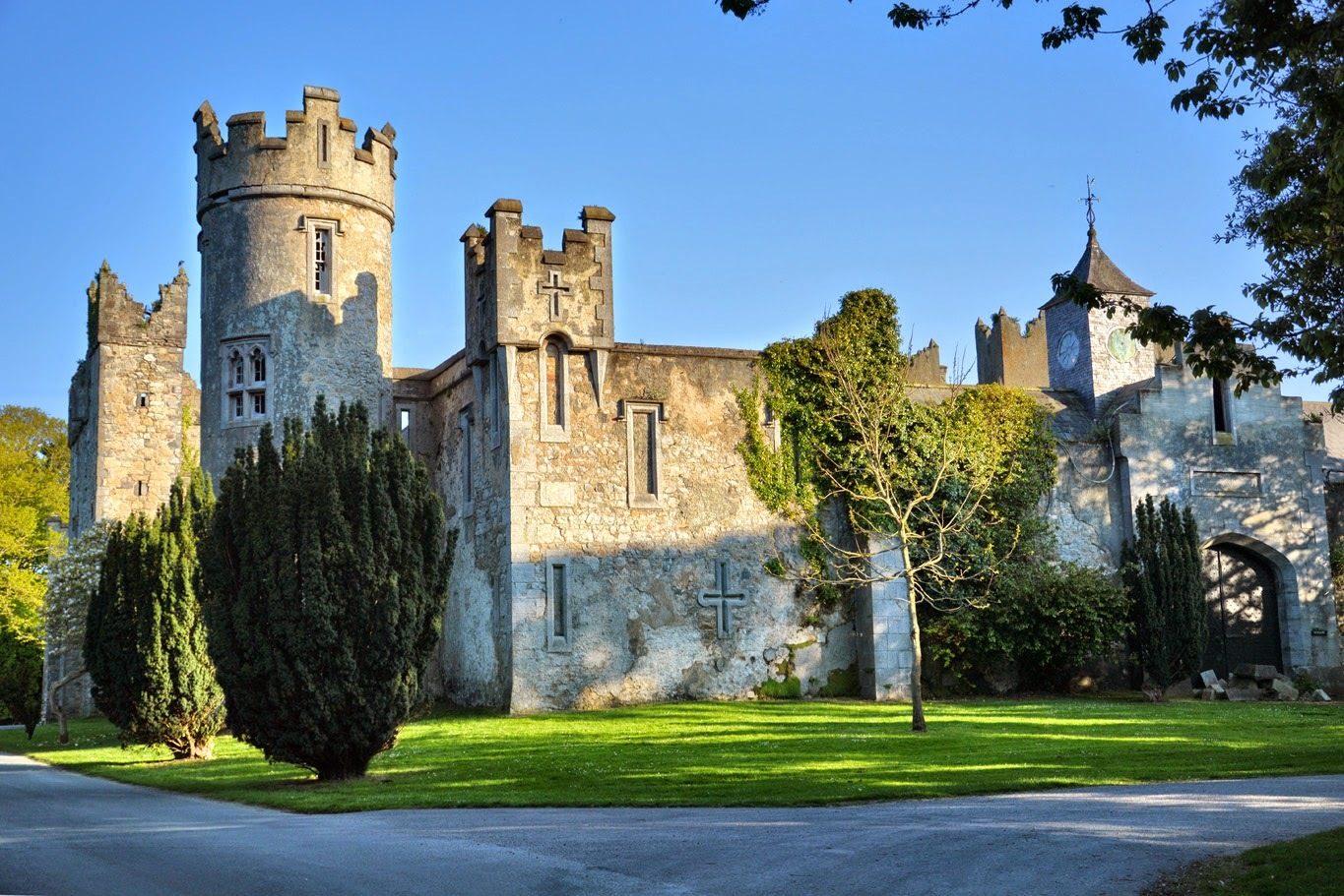 Howth Castle, Dublin