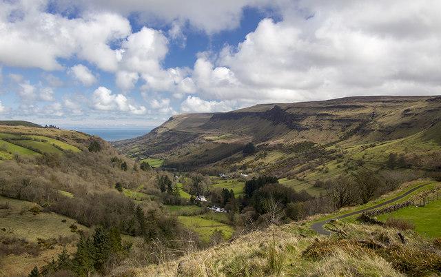 Glenariff Forest Park, County Antrim