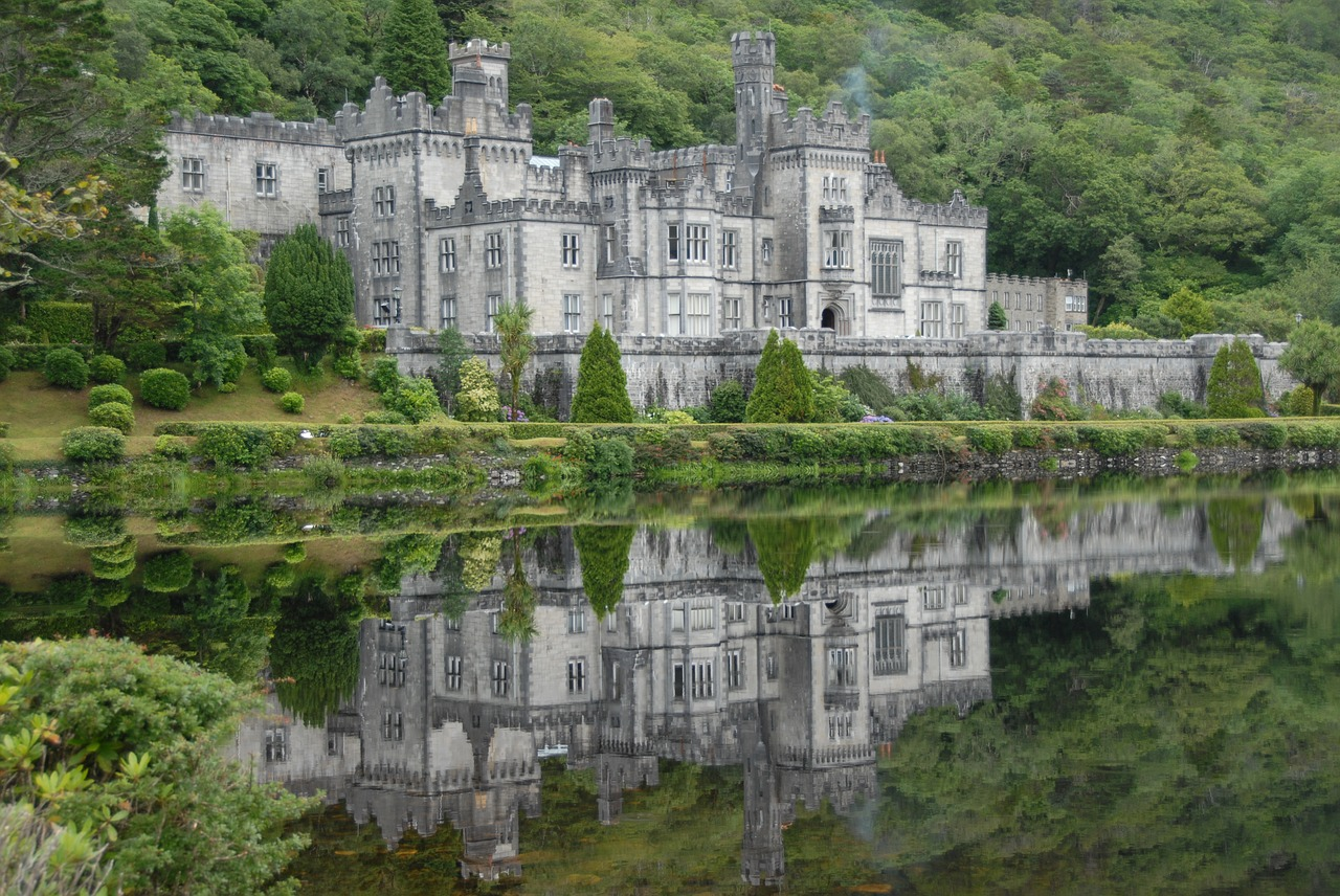 Kylemore Abbey, County Galway