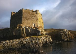 Mingary Castle, Argyll
