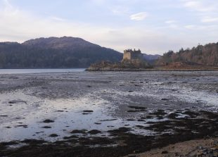 Castle Tioram & Loch Moidart, Argyll, Highland