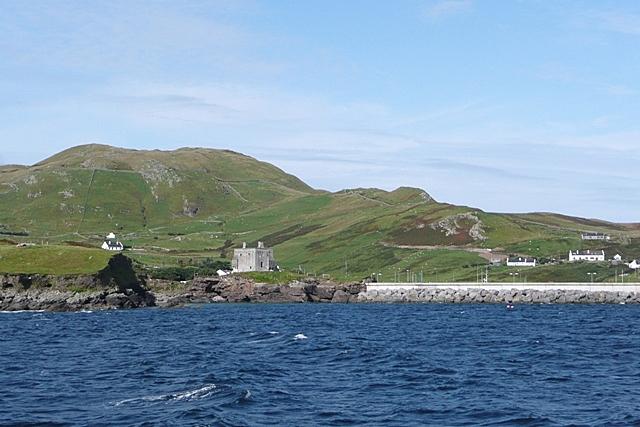Clare Island, County Mayo
