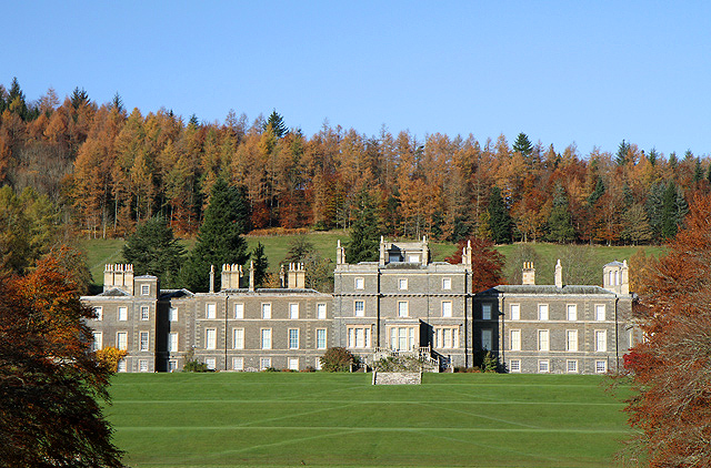 Bowhill, Selkirkshire, Borders
