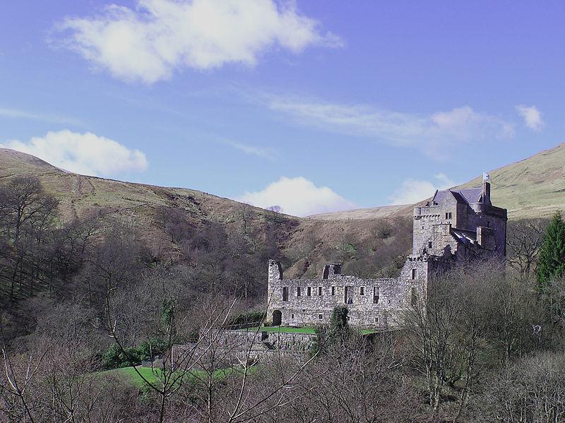 Castle Campbell, Clackmannanshire