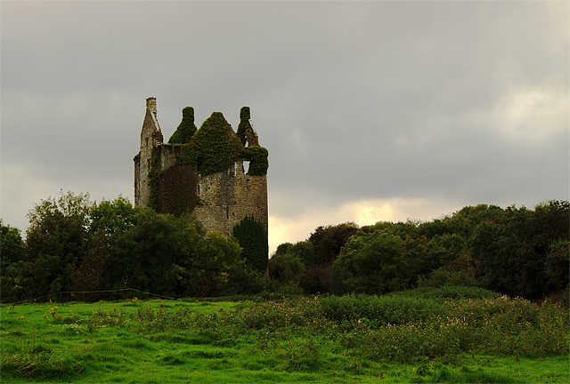 Danganbrack Castle