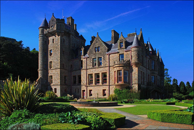 Belfast Castle, County Antrim