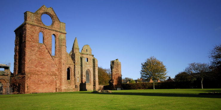 Arbroath Abbey, Arbroath