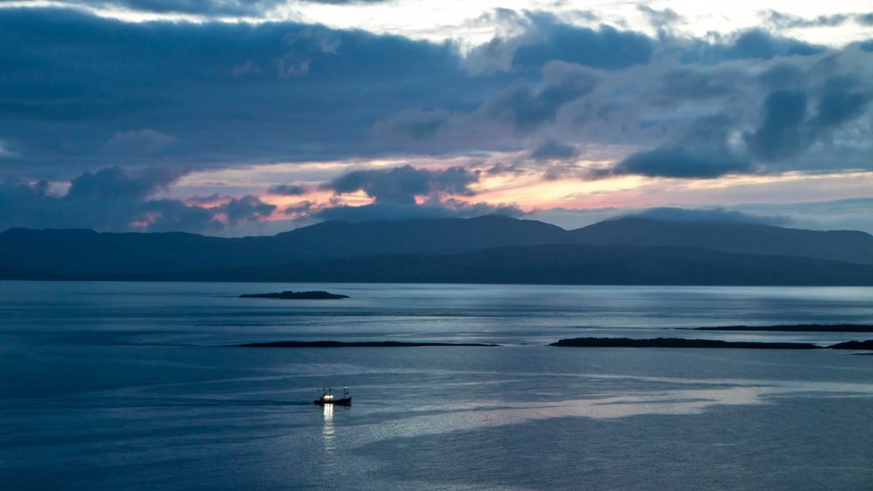 Isle of Jura, South Argyll