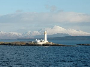 Isle of Tiree, Oban & Mull