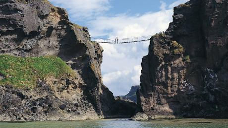 Carrick-a-rede Rope Bridge, North Coast