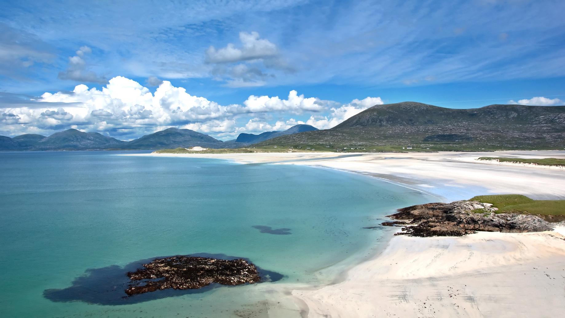 Harris Beach, Outer Hebrides, Scotland