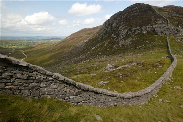 Central Mournes, Mourne Mountains, County Down
