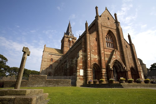 St Magnus Cathedral, Orkney Islands