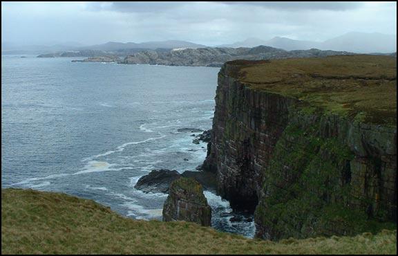 Handa Island, Scotland