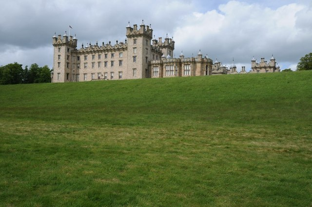 Floors Castle, Roxburgh