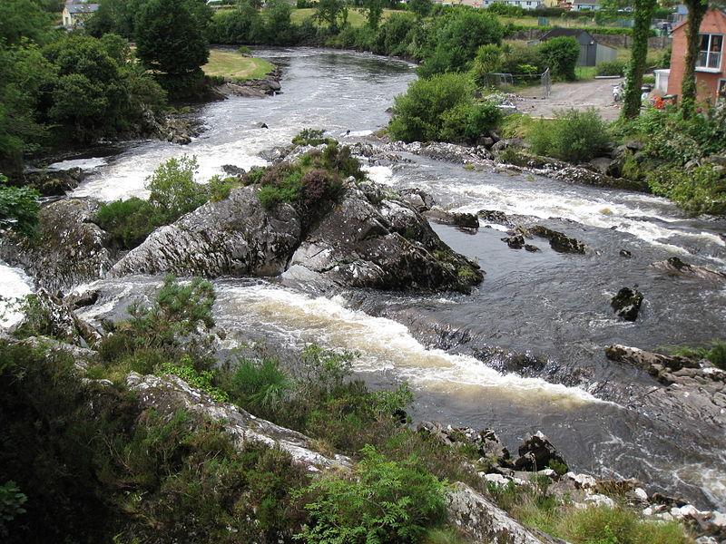 The Sneem River, Sneem, Co Kerry