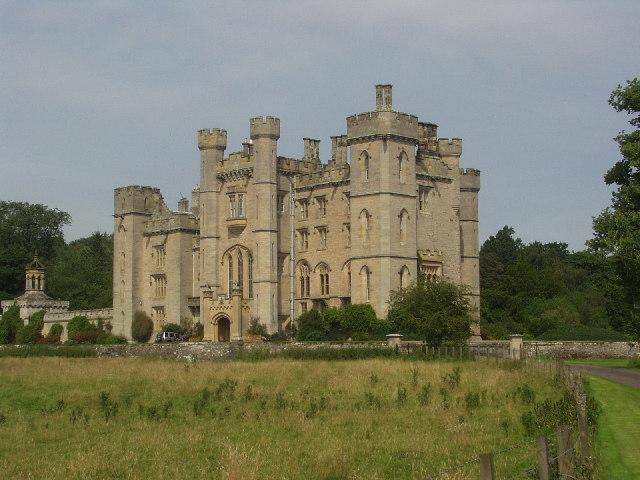 Duns Castle, Berwickshire, Borders