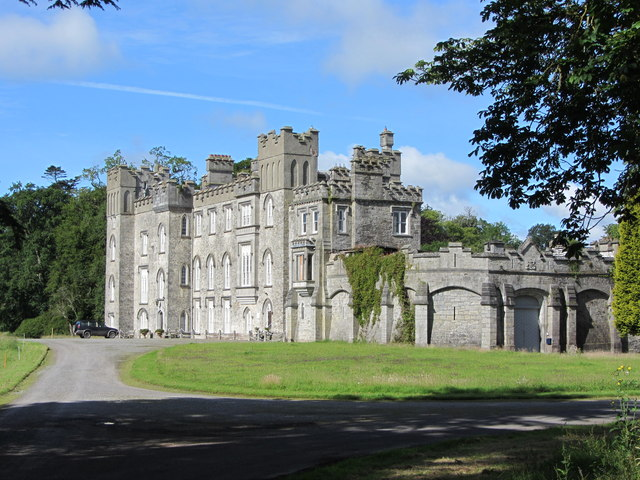 Dunsany Castle, County Meath