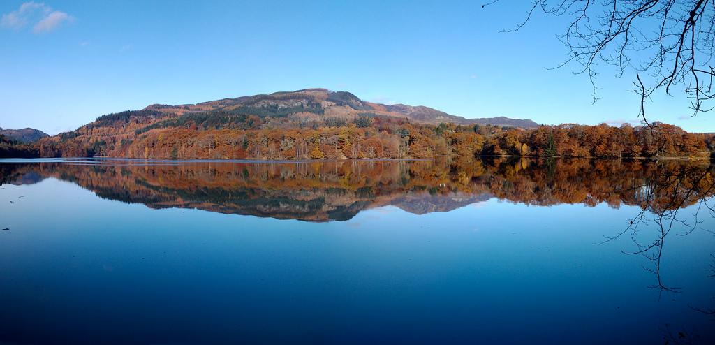 Loch Faskally, Perthshire, Tayside