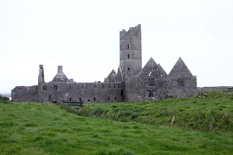 Moyne Abbey