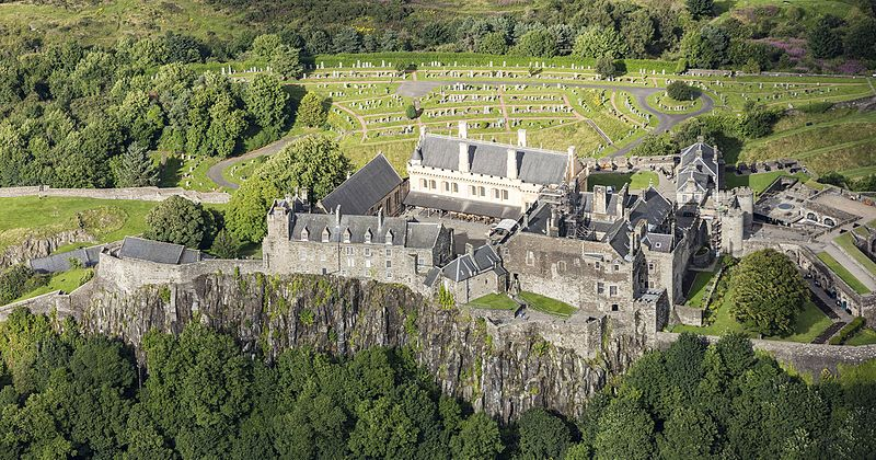 Stirling Castle, Stirlingshire