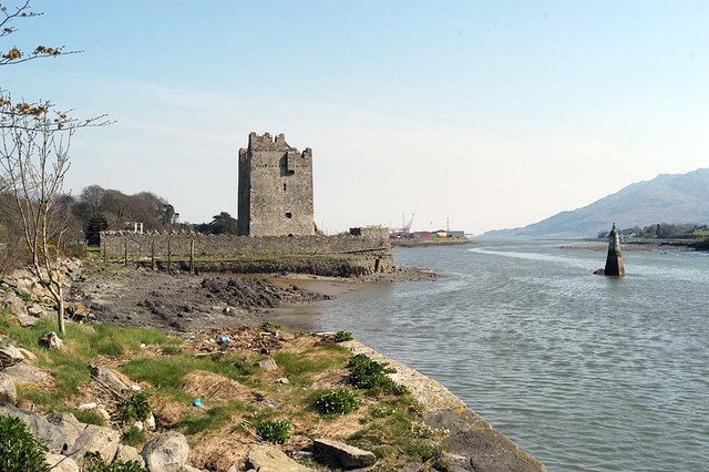 Narrow Water Castle, County Down