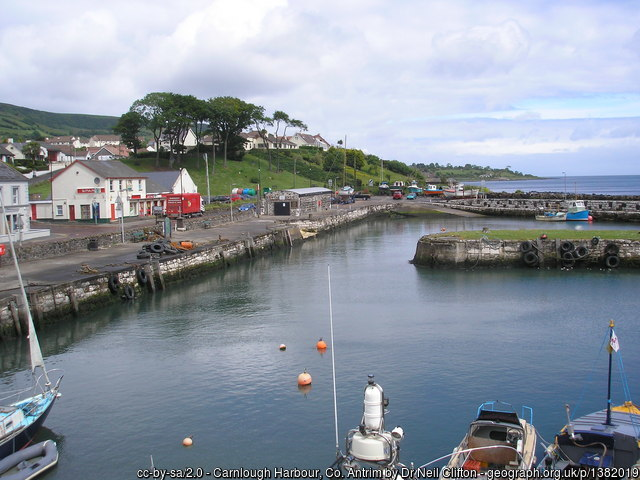 Carnlough-County-Antrim-by-Dr-Neil-Clifton