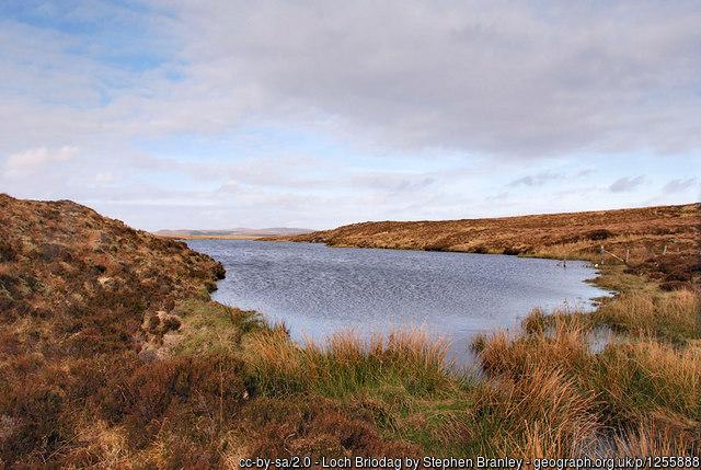 Loch Stornoway, Argyll, Strathclyde