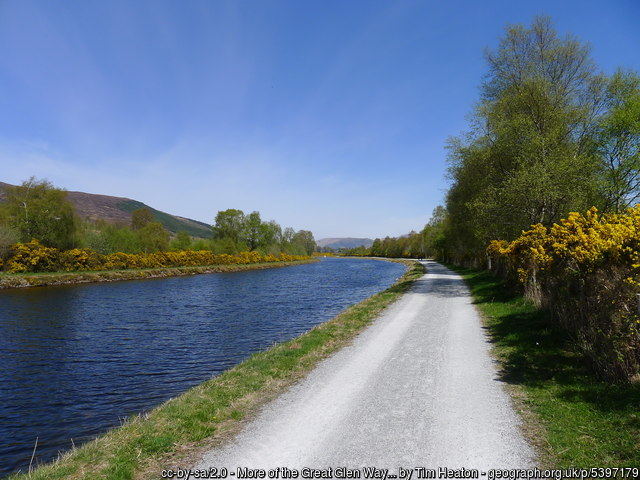 Great Glen, Caledonian Canal