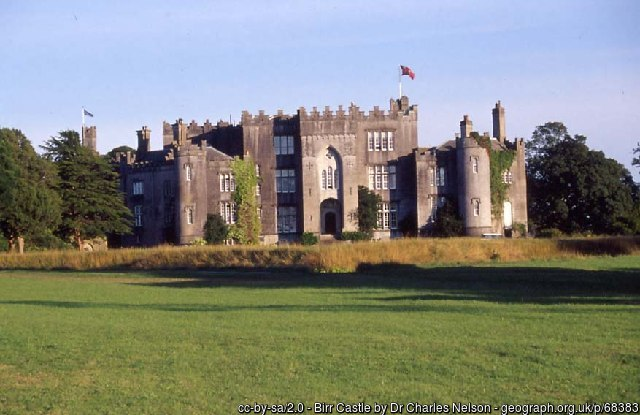 Birr Castle Demense, County Offaly - By Dr Charles Nelson