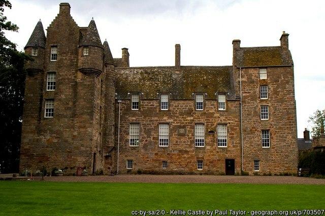 Kellie Castle, Fife