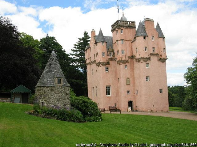 Craigievar Castle, Aberdeenshire