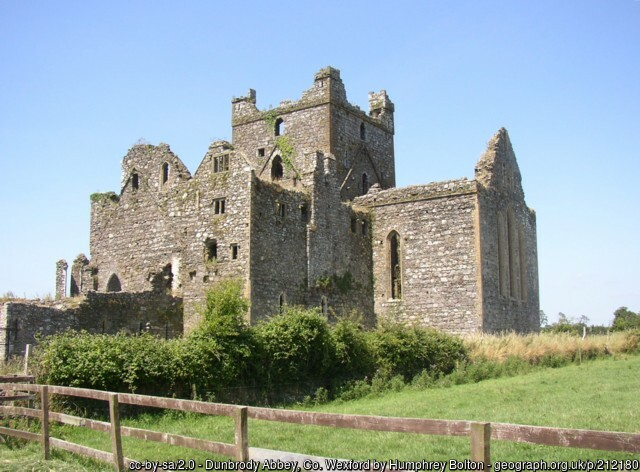 Dunbrody Abbey, County Wexford