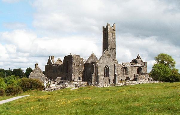 Quin Abbey, County Clare